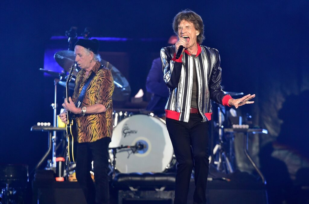 'Here's to You, Charlie': Rolling Stones Start Up First Tour Without Charlie Watts