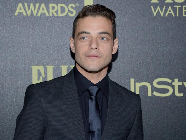 Rami Malek says he 'dropped lines' acting opposite Daniel Craig as James Bond because he was so intimidated