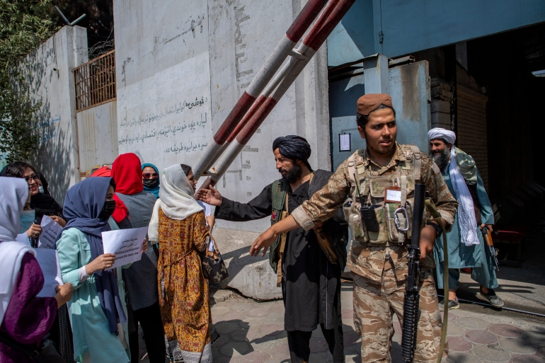 Afghanistan's girls lament continued closure of high schools