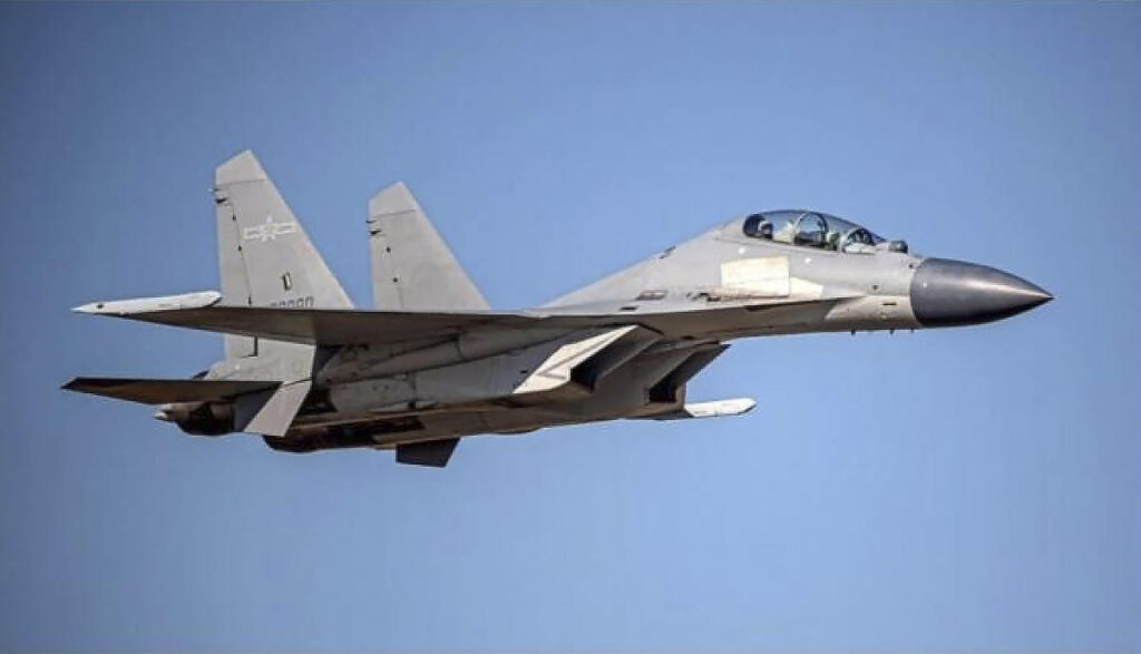 China: Military drills, flights were needed to defend Taiwan