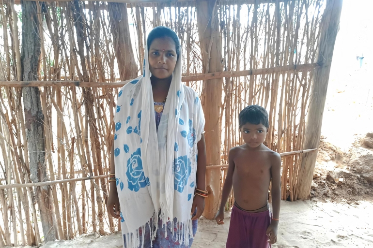 Dalit, tribal women among worst victims of India's hunger crisis