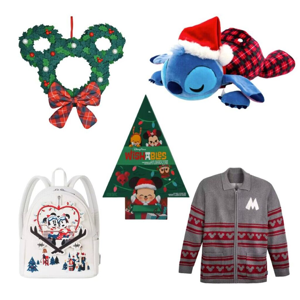 Disney Holiday 2021 Merch Is jsut here to Bring Some Early Special occasion Cheer