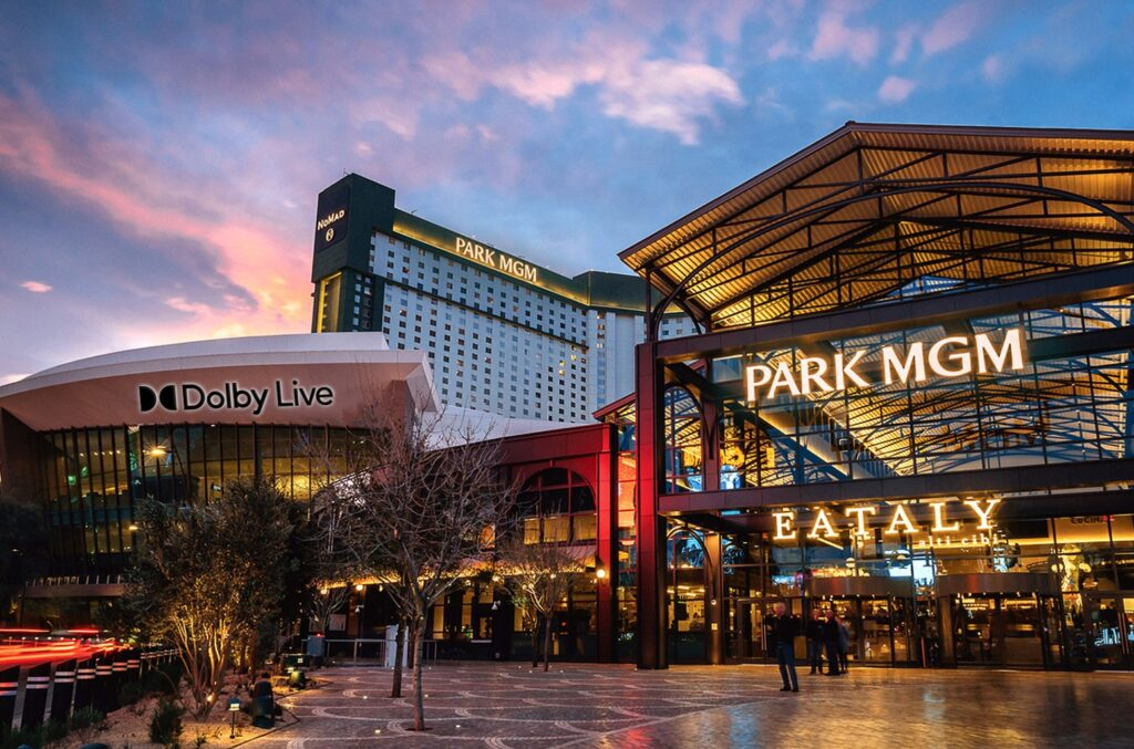 Dolby Atmos-Supported Live Music Venue Launches at Las Vegas' Park MGM