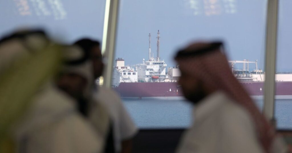 Energy crunch: Qatar says LNG production 'maxed out'