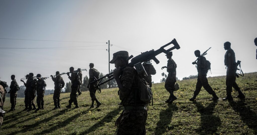 Ethiopia army launches major attack on Tigray: Rebels
