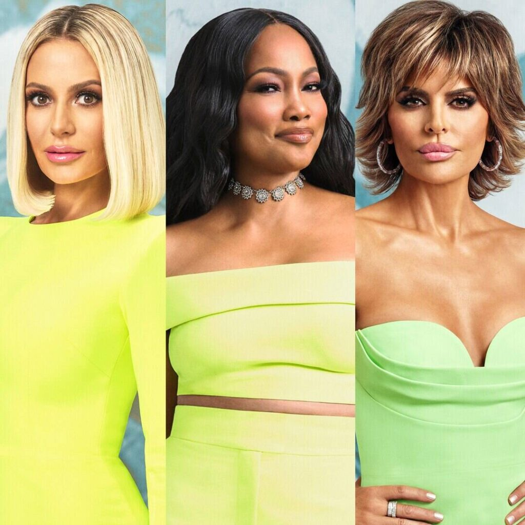 Garcelle Beauvais Faces Off With Dorit Kemsley & Lisa Rinna in Tense RHOBH Reunion Preview