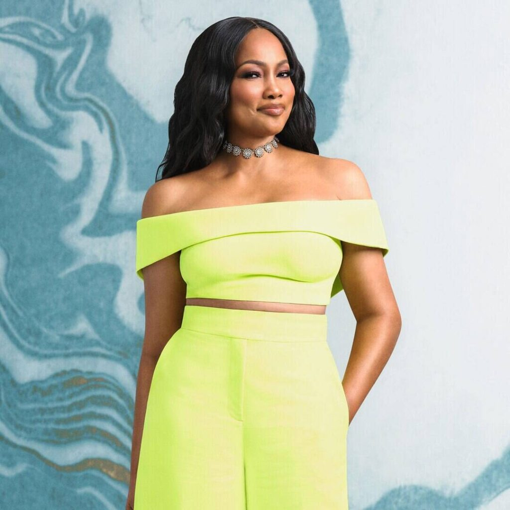 """Garcelle Beauvais Promises Drama and """"A Little Bit of Screaming"""" During RHOBH Reunion"""