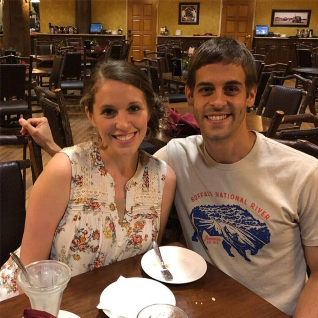 """Jill Duggar Explains How She's Coping With """"Crazy Season"""" of Life Following Miscarriage"""