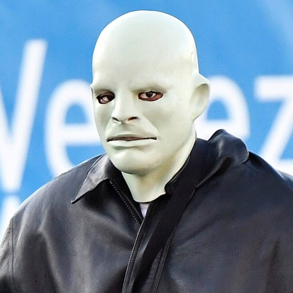 Kanye West Debuts Bold Hair Transformation After Going Incognito in Halloween-Ready Mask