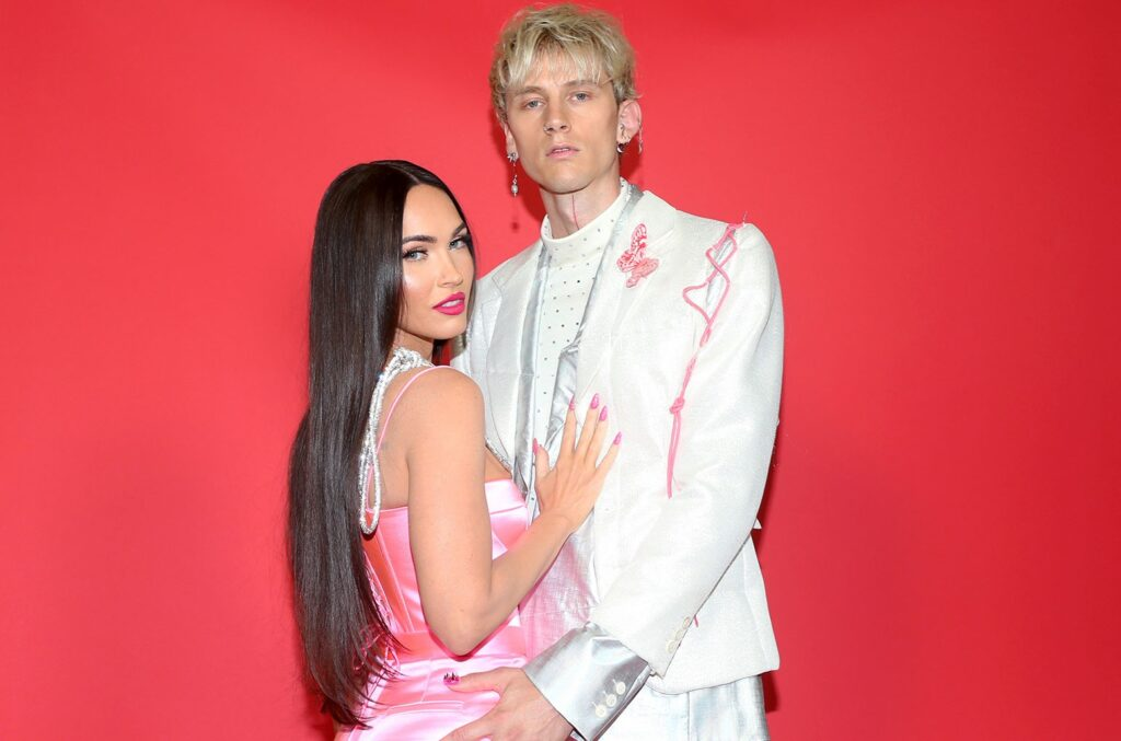 Machine Gun Kelly & Megan Fox Say It Wasn't Love at First Sight… Because They Didn't See Each Other