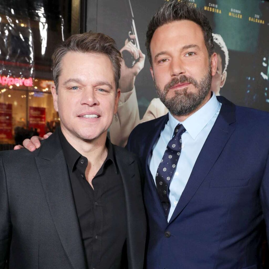 Matt Damon Reveals Why He Hasn't Collaborated With Ben Affleck Since Good Will Hunting Until Now