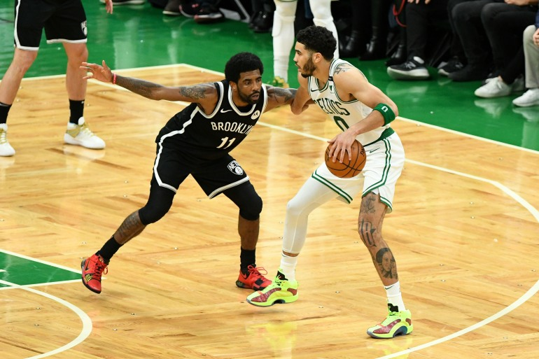 NBA star Kyrie Irving will not play until vaccinated, Nets say