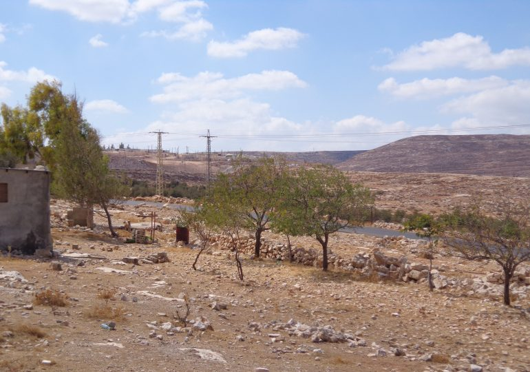 Palestinian village target of settler attacks and land theft