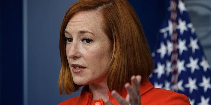 Psaki mocks 'world-renowned business, travel, and health expert' Ted Cruz for claiming that vaccine mandates contributed to Southwest Airlines delays