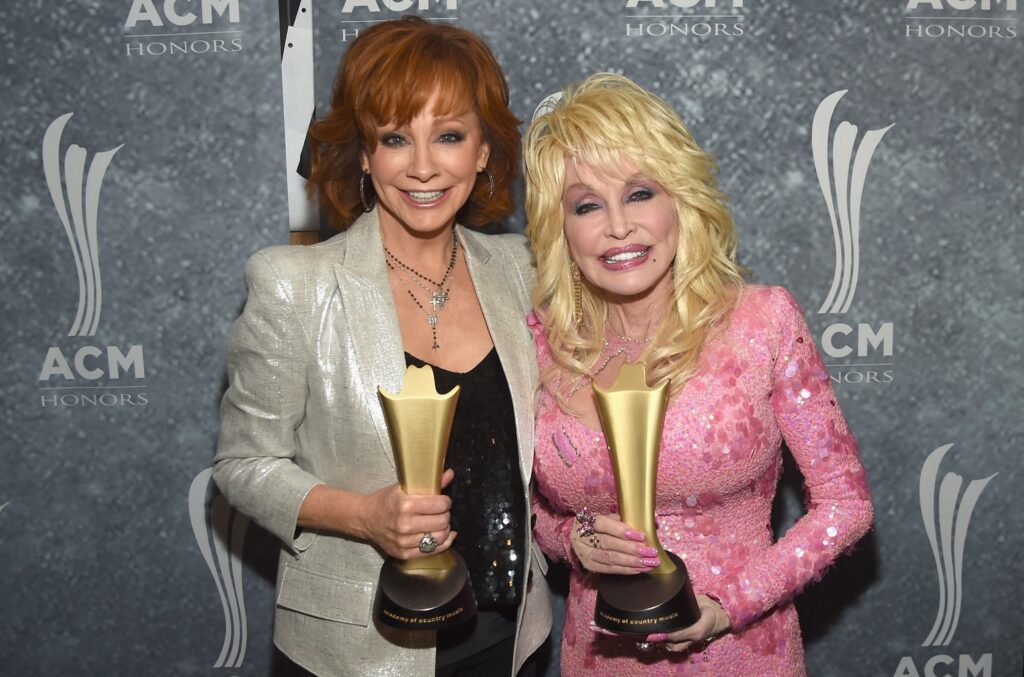Reba McEntire Returns to Country Airplay Chart With Dolly Parton: 'It's a Dream Come True to Finally Record With Her'
