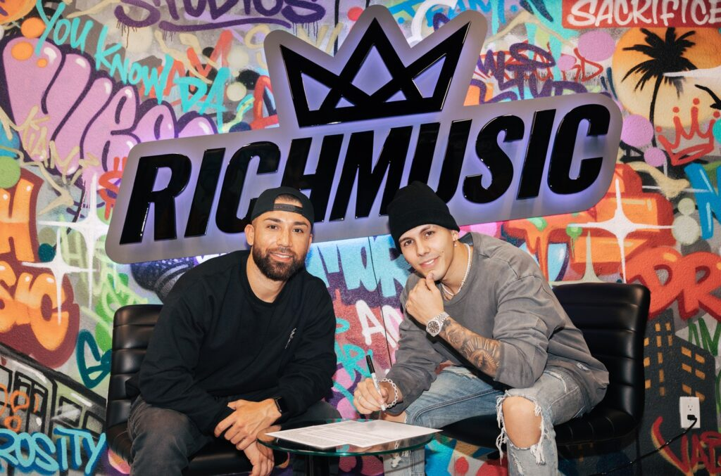 RichMusic Adds Four New Artists to Indie Label's Roster