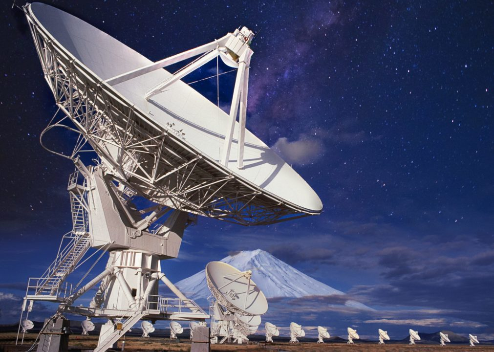 Scientists Used Radio Signals to Discover Four New Planets