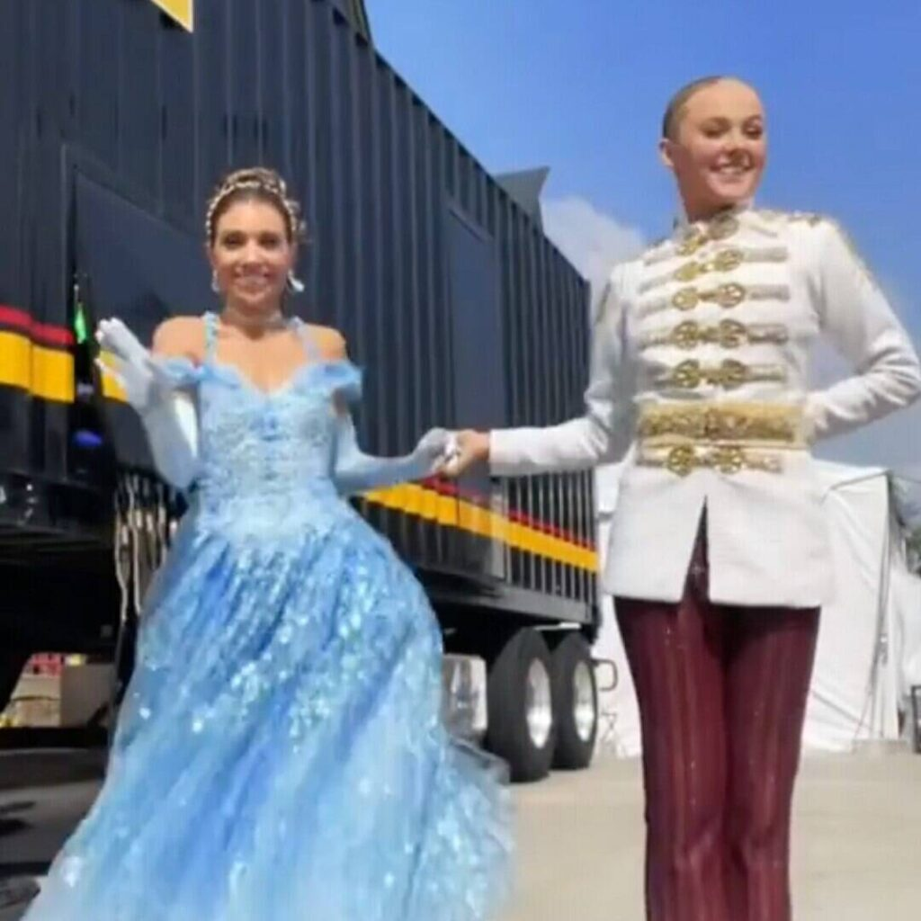 """See the Dancing With the Stars Cast Transform Into Heroes for """"Disney Week"""""""