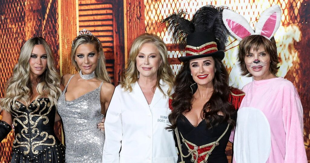 See What the 'RHOBH' Cast Wore to the 'Halloween Kills' Premiere