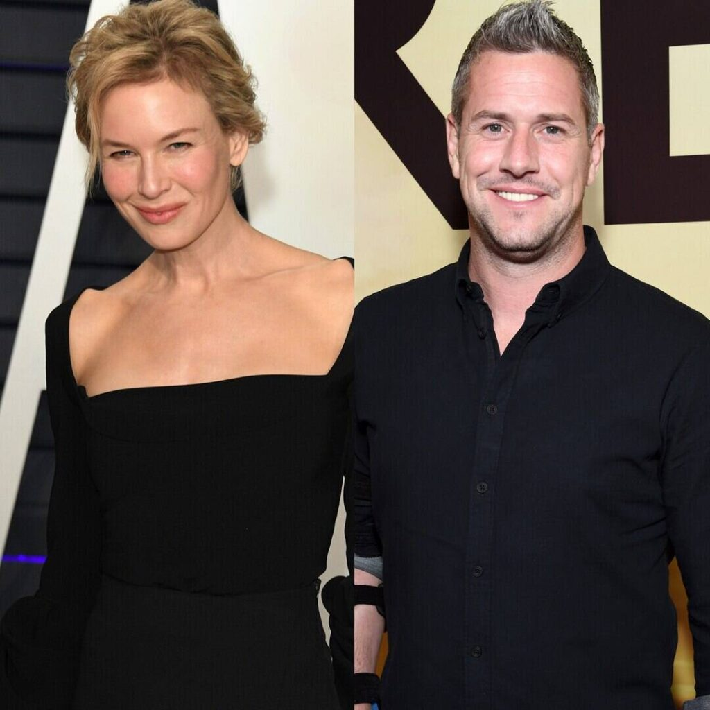 """Set eyes on Ant Anstead Kiss Renée Zellweger During """"Late Night"""" Adventure in New Orleans"""