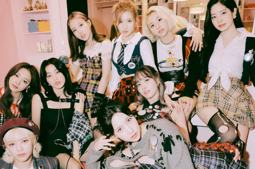 South Korea's TWICE Scores First Hot 100 Entry With 'The Feels'