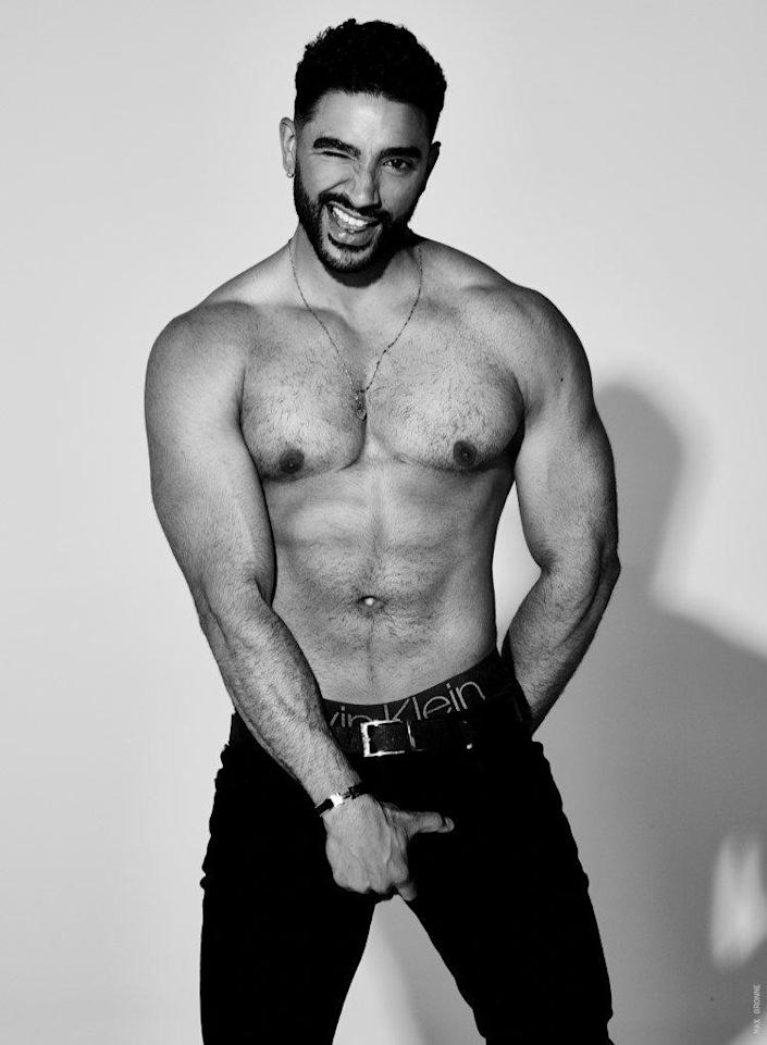 Trans Model, Singer, Activist Laith Ashley on Breaking Into Hollywood