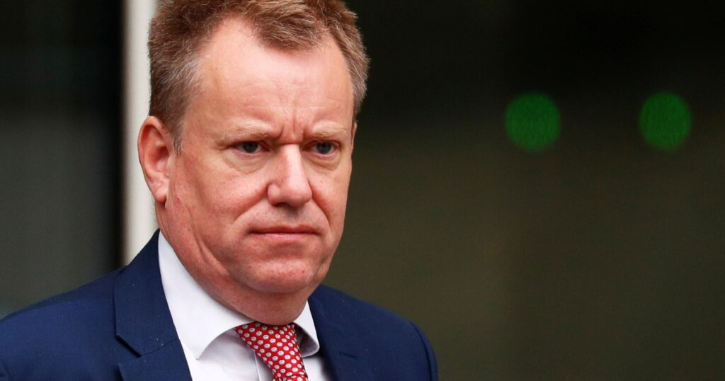 UK demands 'significant change' of Northern Ireland trade rules