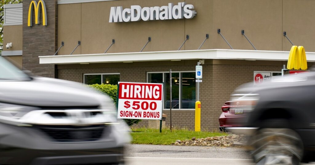 US workers are quitting their jobs in record numbers