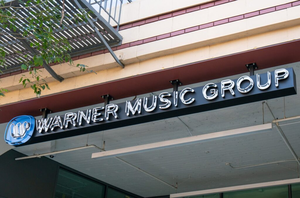 Warner Music Trading at All-Time High Following Rosy Outlook From Morgan Stanley