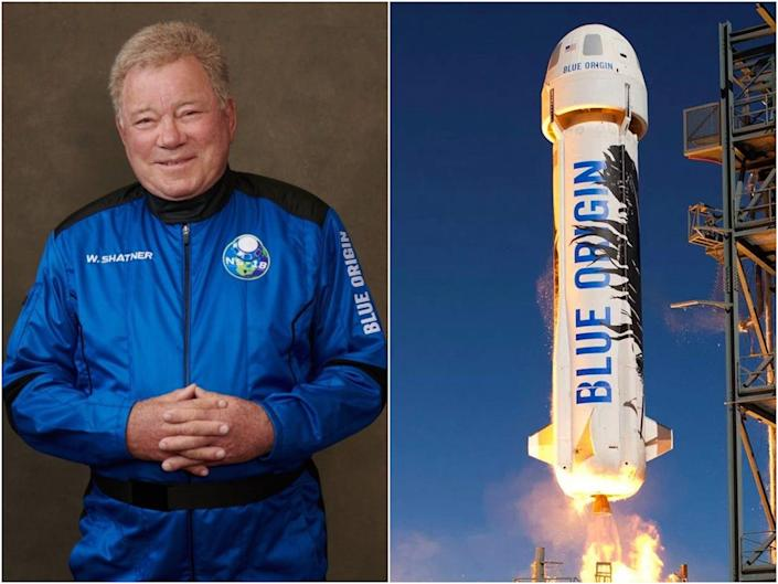 William Shatner revealed that Blue Origin won't allow its astronauts to sell anything they take into space
