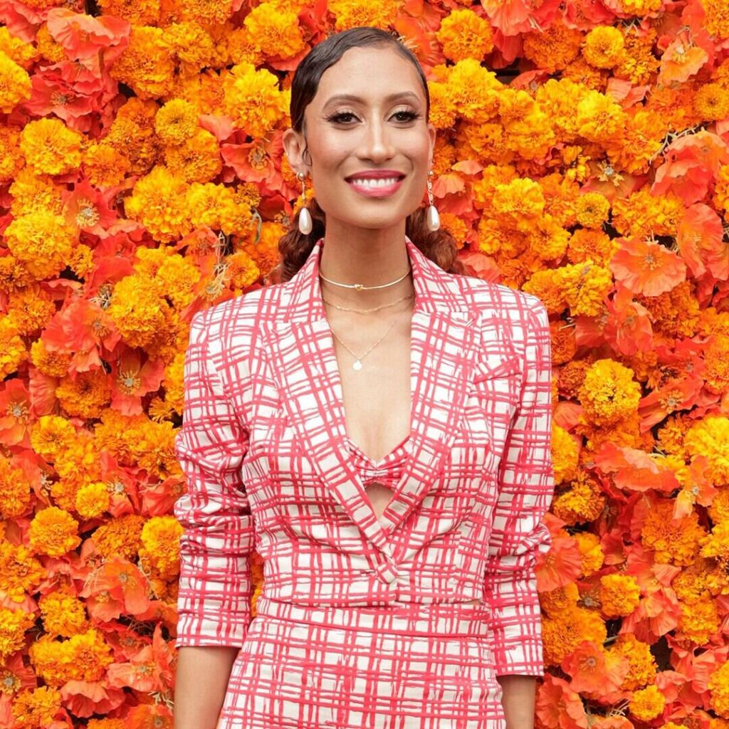 """You Won't Believe Which Project Runway Co-Star """"Incepted"""" Elaine Welteroth's Pregnancy"""